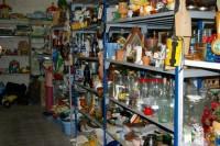 Le magasin n°4 - La Caverne...