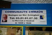 Le magasin Emmaüs Liane